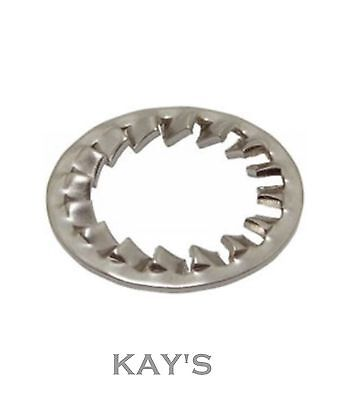 $ CDN7.85 • Buy Shakeproof Lock Washers Internal Toothed Serrated Tooth A2 Stainless Steel