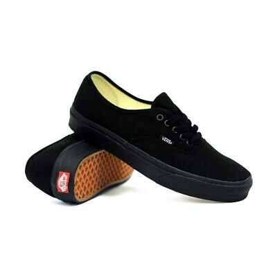 AU79.90 • Buy Vans Shoes Authentic Black Black New Free Postage Australian Seller