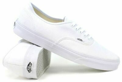 AU79.90 • Buy Vans Authentic True White Shoes New Shoe Australian Seller Kingpin Skate Surf