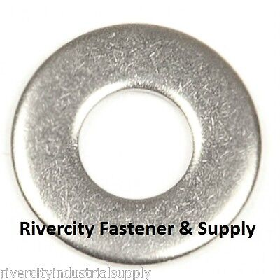 $6.79 • Buy (100) M2.5 Or 2.5MM Metric Stainless Steel Flat Washer A2 / 18-8 / SS 100 Pieces