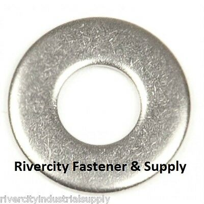 $9.61 • Buy (500) M2.5 Or 2.5MM Metric Stainless Steel Flat Washer A2 / 18-8 / SS 500 Pieces