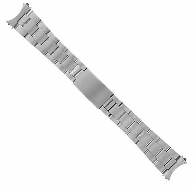 $ CDN66.96 • Buy Oyster Watch Band For 78360 Rolex Watch Tudor 76200 Matte 20mm Fat Spring Bar