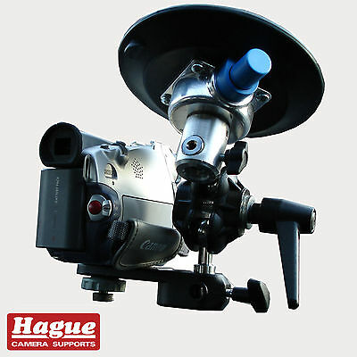 £98.40 • Buy Hague Camera Car Grip Suction Mount, Perfect Suction Pad For DSLR Cameras (SM1)