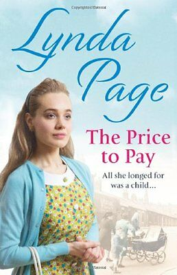 £5.99 • Buy Lynda Page ___ The Price To Pay ____ Brand New __ Freepost Uk