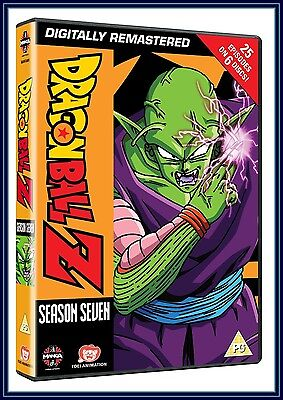 AU77.44 • Buy Dragonball Z - Complete Season 7 ***brand New Dvd **