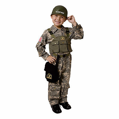 $31.99 • Buy Army Costume - U.S. Military Soldier Costume For Kids By Dress Up America