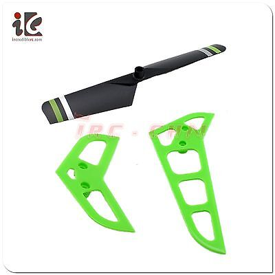 £6.48 • Buy Tail Blade & Balance / Vertical Blade For Mjx F45 F645 Rc Helicopter Spare Parts