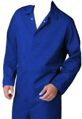 BOILERSUIT OVERALL COVERALL  Flame Retardant Cotton Drill Proban / Flamemaster   • 19.95£