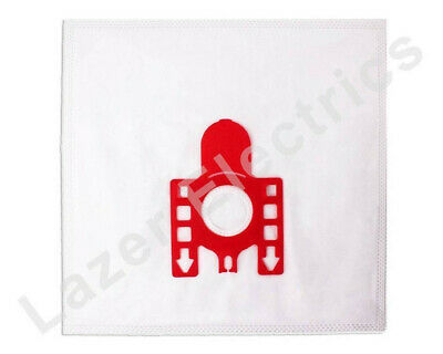For Miele Vacuum Cleaner Bags FJM Type S4210 S4211 FILTER FLO • 5.95£