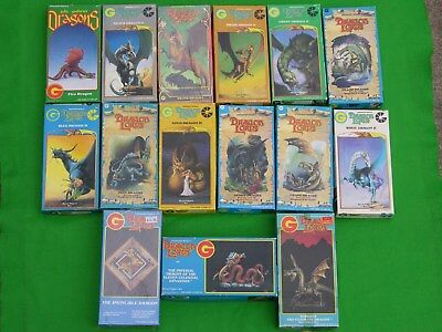 Grenadier Models,fantasy Lords, Dragon Box Sets Multi-listing • 185£