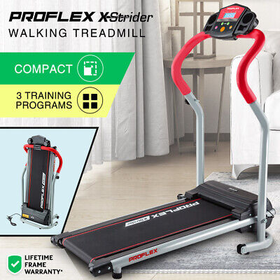 AU329 • Buy 【EXTRA10%OFF】PROFLEX Electric Treadmill Compact Exercise Equipment Walking