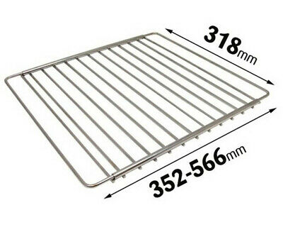 £8.95 • Buy For Hotpoint Creda Indesit Cooker Oven Grill Shelf Extendable Arms