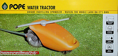 AU156.28 • Buy POPE Water Tractor - Unique Travelling Sprinkler
