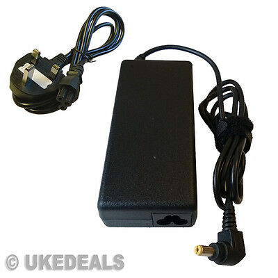 19v 4.74a For Acer Aspire Pa-1900-05-qa Ac Adapter Charger + Lead Power Cord • 11.85£