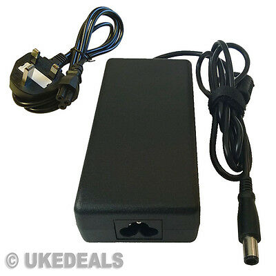 £14.99 • Buy 90w Adapter Charger For Hp Compaq Presario Cq61 Cq71 Uk + Lead Power Cord