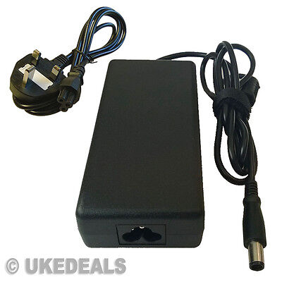 For HP Compaq Presario CQ61-320SA Series Laptop Charger Adapte + LEAD POWER CORD • 10.95£