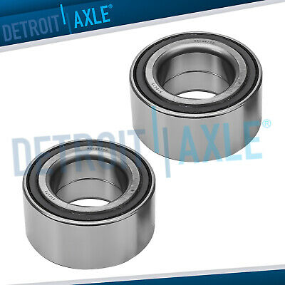 $42.99 • Buy Pair 2 Front Wheel Bearings For Honda Accord Element Acura TSX TL ILX [civic SI]