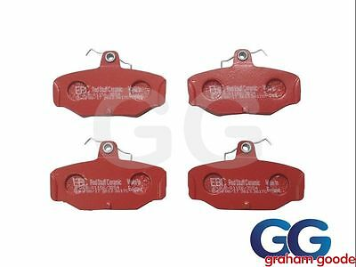 £61.98 • Buy Ford Sierra Escort RS Cosworth 2wd 4x4 4wd Rear Brake Pads EBC Uprated DP3617C
