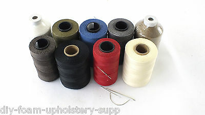 Upholstery Stitching Twine Barbours Linen Thread Laid Cord Upholstery Supplies • 19.99£