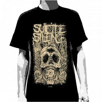 OFFICIAL Suicide Silence - Death Of Cyclops T-shirt NEW Licensed Band Merch ALL • 19.82£
