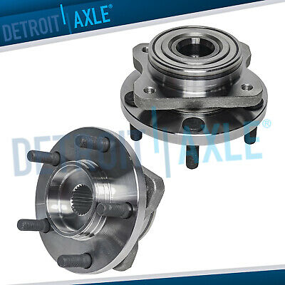 $60.76 • Buy 2 Front Wheel Bearing Hub For 1996-2007 Dodge Caravan Chrysler Town And Country