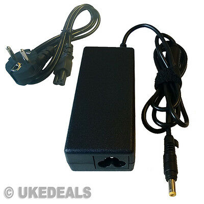 £11.79 • Buy For Hp Compaq 610 Laptop Adapter Battery Charger Power 65w Eu Chargeurs