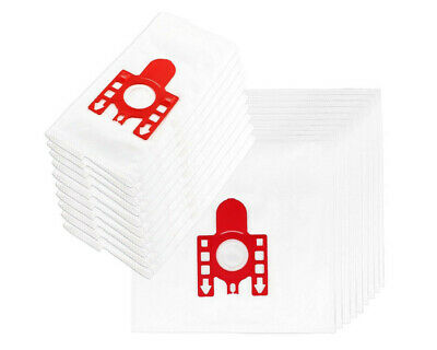For MIELE Vacuum Cleaner Bags FJM Type S500 S700 S4000 FILTER FLO 5 Pack+Filters