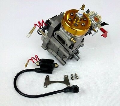 £126 • Buy 29.5cc Marine Engine For Rc Gas Boat Compatible With RCMK K30S