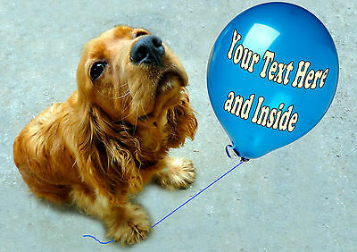 £4.75 • Buy PERSONALISED COCKER SPANIEL DOG BIRTHDAY ANY OCCASION CARD + Illustrated Insert