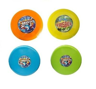 Frisbee Ultimate Flying Disc Kids Fun Outdoor Games Fetch Pets Dog Toy 4 Colours • 2.99£
