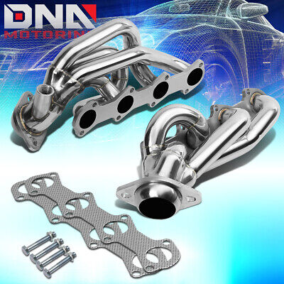 $113.88 • Buy Stainless Steel Header For 97-03 F150/f250/expedition 5.4l 8cyl Exhaust/manifold