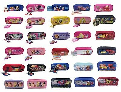 Disney Pencil Pouch Collection - Mickey Frozen Princess Zippered Pencil Case  • 4.68£