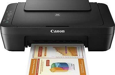 CANON Pixma MG2550s Multifunction All In One Colour Printer Print Copy Scan BK • 59.99£