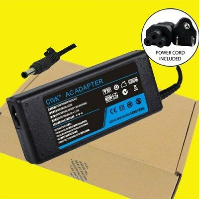 $12.98 • Buy New AC Adapter Battery Charger For SAMSUNG R480 R522 R530 Power Supply Cord PSU