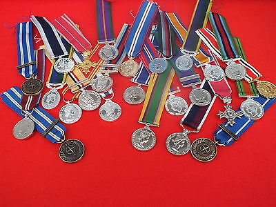 Full Size & Miniature Medals, UK Made  • 30£
