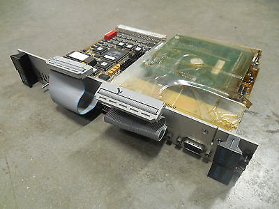 $1000 • Buy USED Xycom XVME-675 CPU Card With XVME-956 Disc Module 70675-098