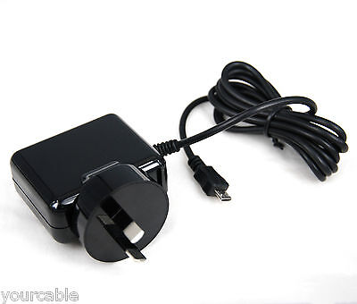AU10.99 • Buy 5V 2A AC Adapter Home Wall Charger For Motorola XOOM 2 Media Edition 3G Wi-Fi