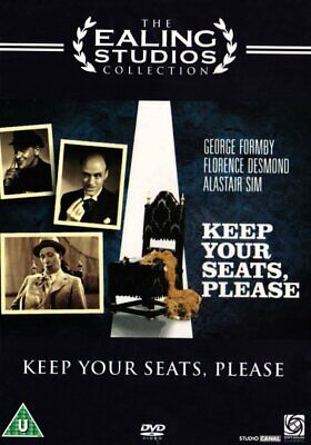 £10.99 • Buy Keep Your Seats Please (DVD) George Formby, Florence Desmond, Gus McNaughton
