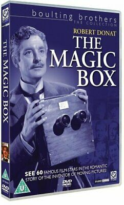 £10.99 • Buy The Magic Box (Boulting Brothers Collection) (DVD) Robert Donat, Maria Schell