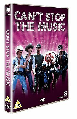 Can't Stop The Music (DVD) Village People, Valerie Perrine, Bruce Jenner • 8.99£