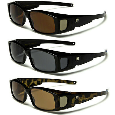 1ad28101a3b Polarized Sunglasses Fit Over Prescription Eye Glasses Fitovers With Side  Shield • 10.95