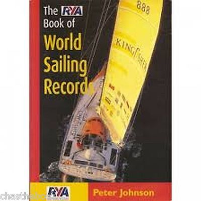 £16.30 • Buy RYA Book Of World Sailing Records Paperback Book Of Boat Records Speed +++++++