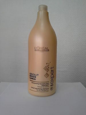 L'OREAL PROFESSIONNEL PARIS EXPERT ABSOLUT REPAIR Lipidium Shampoo 1500ml • 66.63£