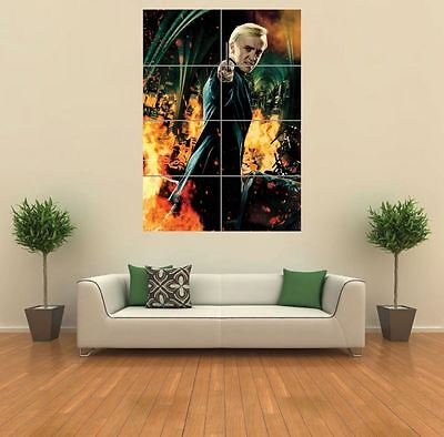Draco Malfoy Harry Potter Giant Wall Art Poster Print • 12.99£