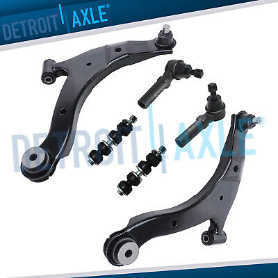 $87.13 • Buy Front Lower Control Arm Tie Rod Kit For Chrysler PT Cruiser Plymouth Dodge Neon