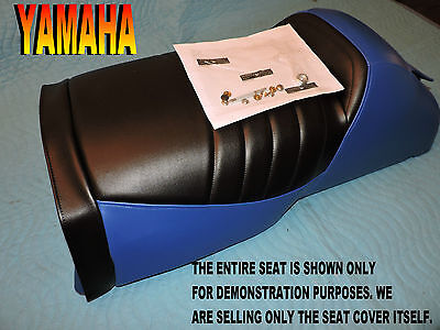 $118.95 • Buy Yamaha Vmax SX 1997-2003 New Seat Cover V MAX 500 600 700 WITH KNEE PADS 462C