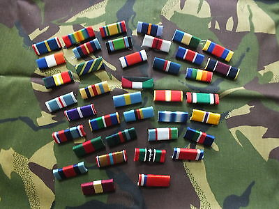 £6 • Buy Commemorative Medal Bar - 1 Space Full Size - Pinned Or Studded Or Sewn