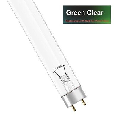 £14.95 • Buy Fish Pond UV UVC Bulb Tube For Water Filter 30W 55W 110W T8 Ultra Violet Lamp