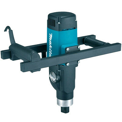 £339 • Buy Makita UT1600 Variable Speed Cement/Plaster Paddle Mixer Up To 80Kg 1800w 240V