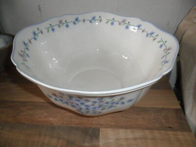 Marks And Spencer Home English Country Garden Large Serving / Fruit Bowl • 12.50£